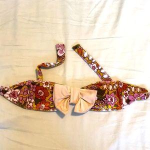 Lolli Velvet Bikini Top